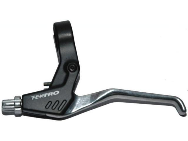 brzdová páka MTB P+L V-br Al Tektro černo-stříbrné