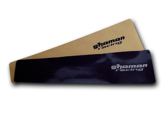 ochranná samolepka ShamanRacing pod řetěz XL kar