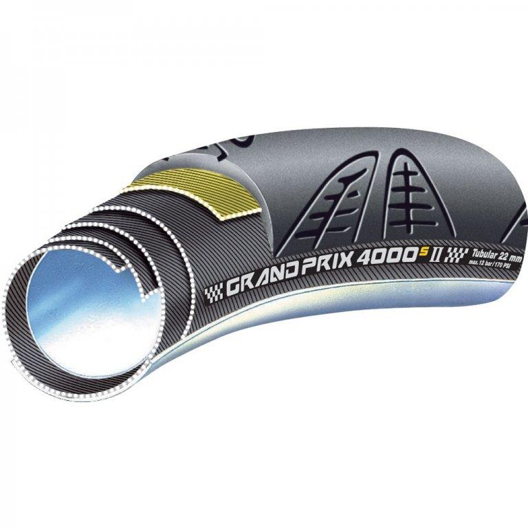 """galuska Continental Grand Prix 4000 S II Tubular 28""""x22mm"""