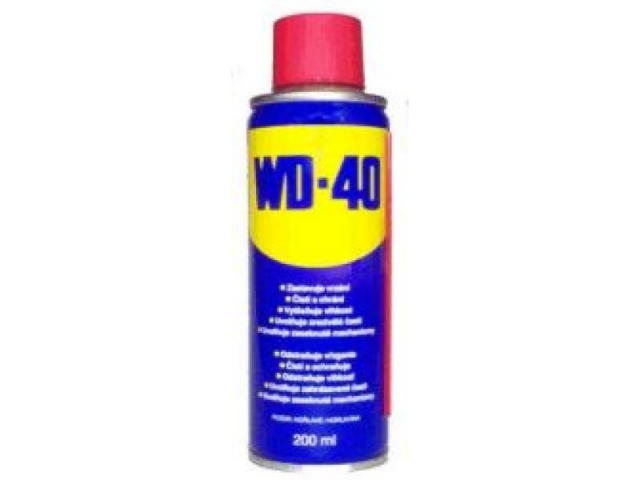 olej WD-40 spray 200+50ml