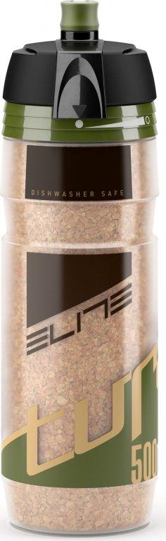 lahev ELITE Turacio termo zelená, 500 ml