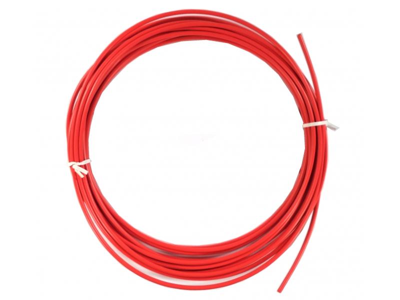 bowden řadicí 1.2/4.0mm SP 10m červený role