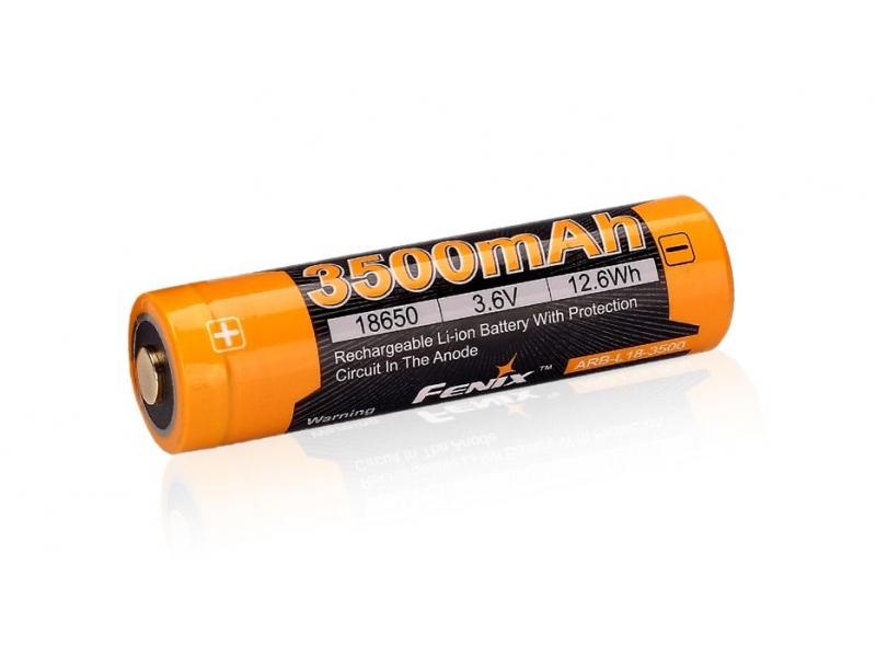 Baterie 18650 Fenix (Li-Ion) 3500mAh