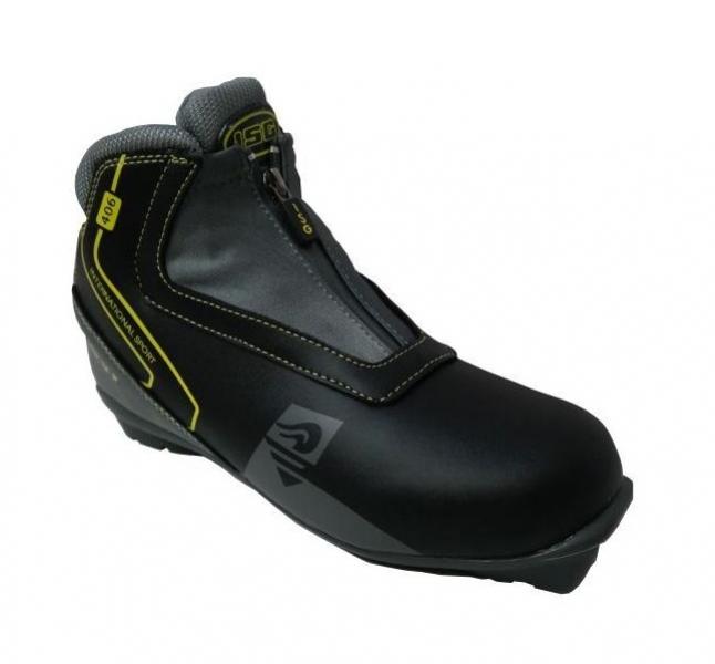 Boty na běžky SKOL RS 406 YELLOW