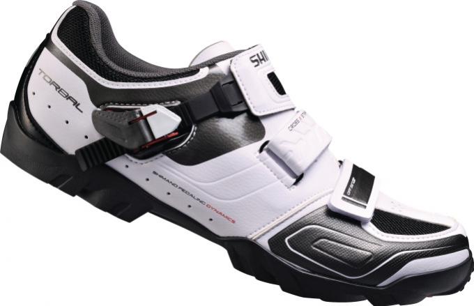 boty Shimano M089 bílé, 38