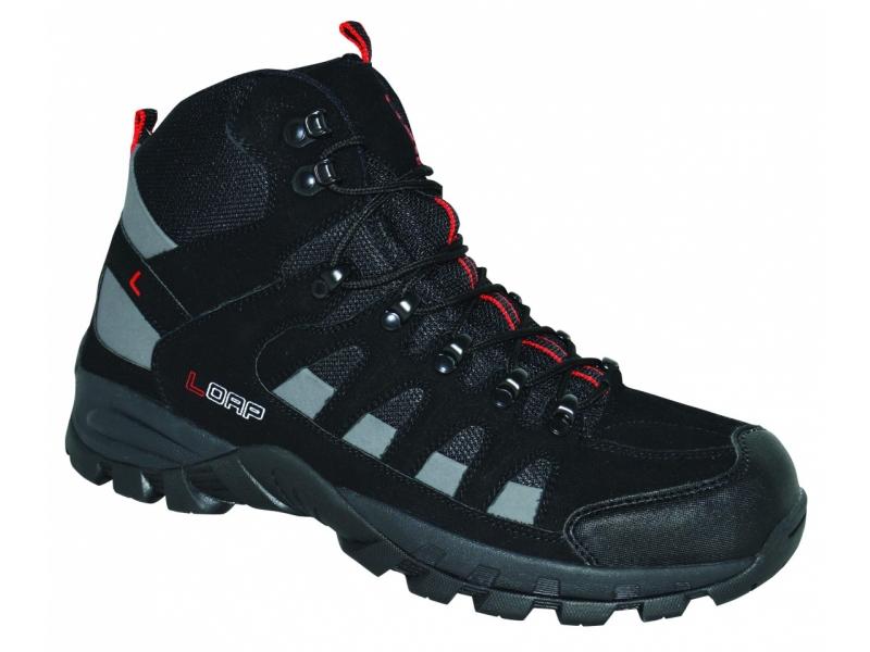 boty pánské LOAP CHAMP outdoorové černé, 44