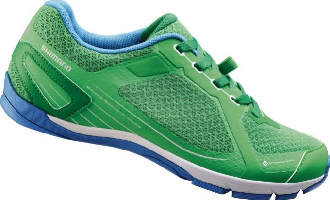 boty Shimano SH-CT41G zelené, 39