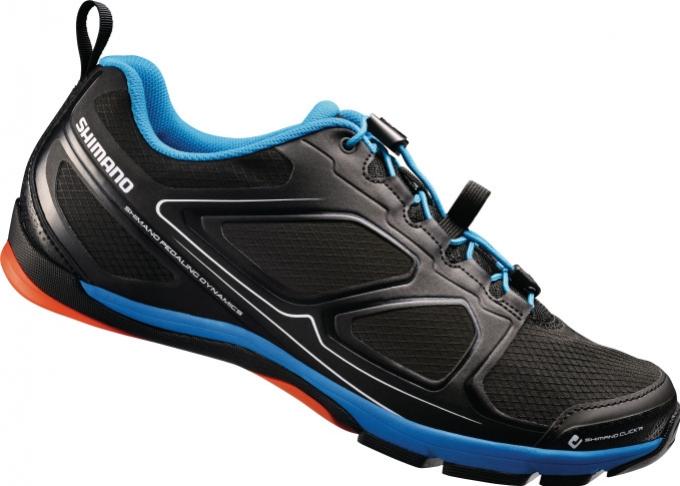 boty Shimano CT71 černé, 40