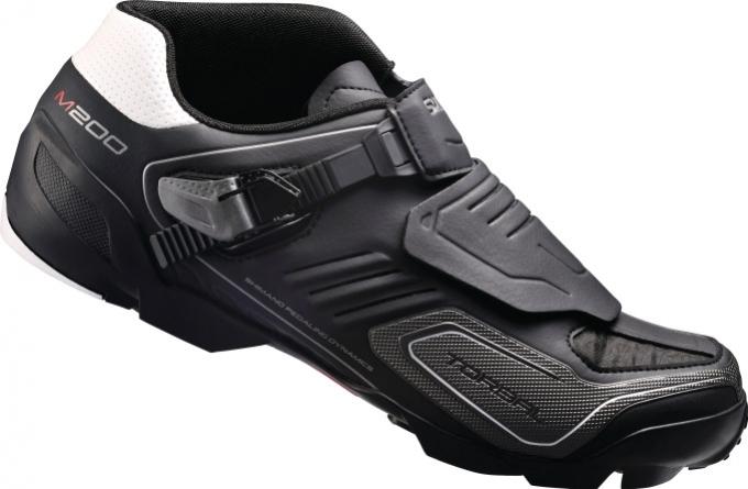 boty Shimano SH-M200 černé, 45