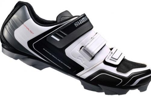 boty Shimano XC31 bílé, 48