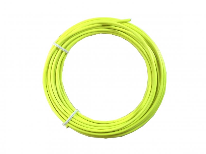 bowden řadicí 1.2/4.0mm SP 4RACE 10m reflexní žlutý role
