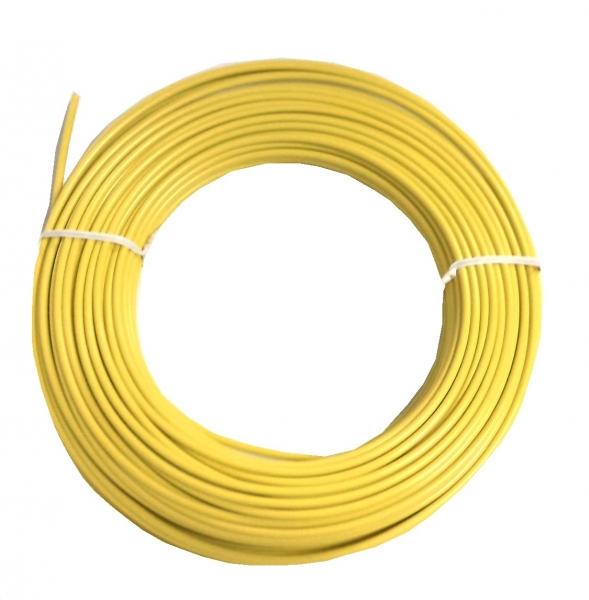 bowden řadicí 1.2/4.0mm SP 50m  žlutý role