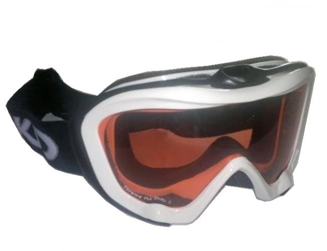 brýle lyžařské BRIKO Odissey bílé