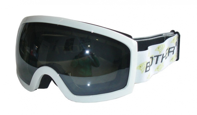 brýle lyžařské BROTHER B276 bílé