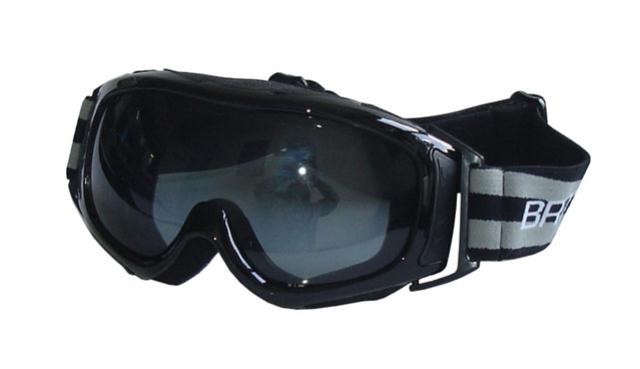 brýle lyžařské BROTHER dámské B255 černé