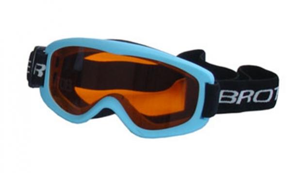 brýle lyžařské BROTHER dětské B132 modré