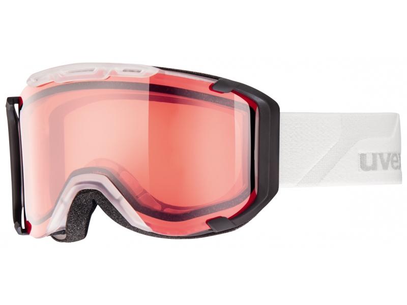 brýle lyžařské UVEX SNOWSTRIKE bílé