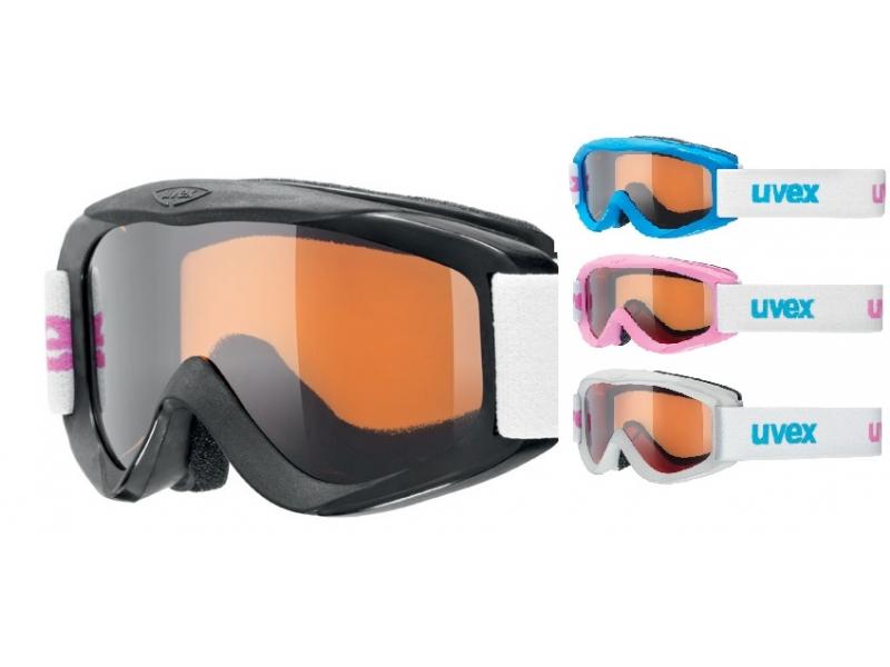brýle lyžařské UVEX SNOWY PRO SET 4ks