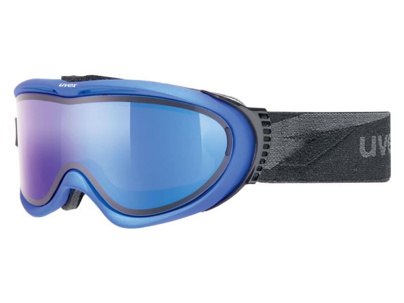 brýle lyžařské UVEX COMANCHE TAKEOFF modré