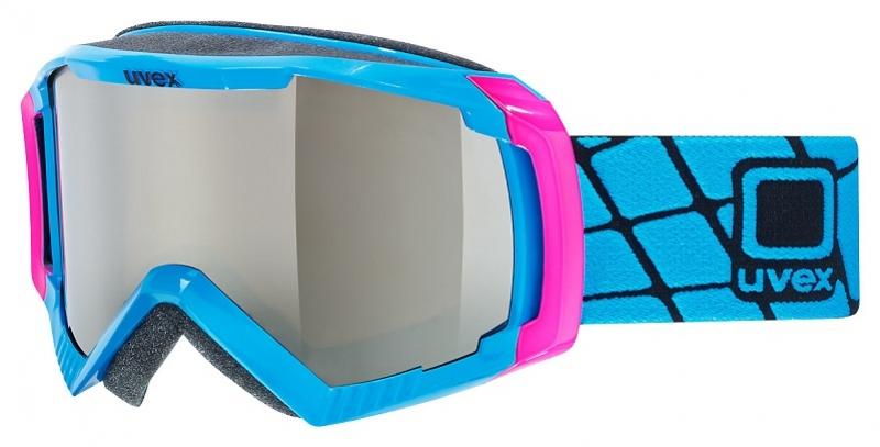 brýle lyžařské UVEX G.GL 100 tyrkysové