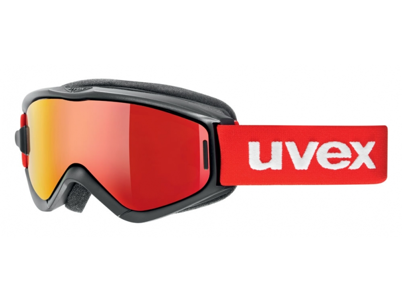 brýle lyžařské UVEX SPEEDY PRO TAKEOFF červené