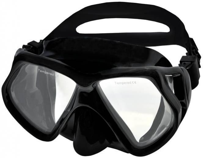 brýle Spokey NATATOR černé