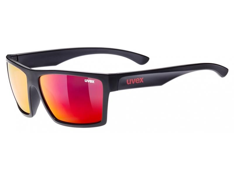 brýle UVEX LGL 29 černo/červené