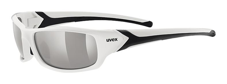 brýle UVEX Sportstyle 211 POLA bílé