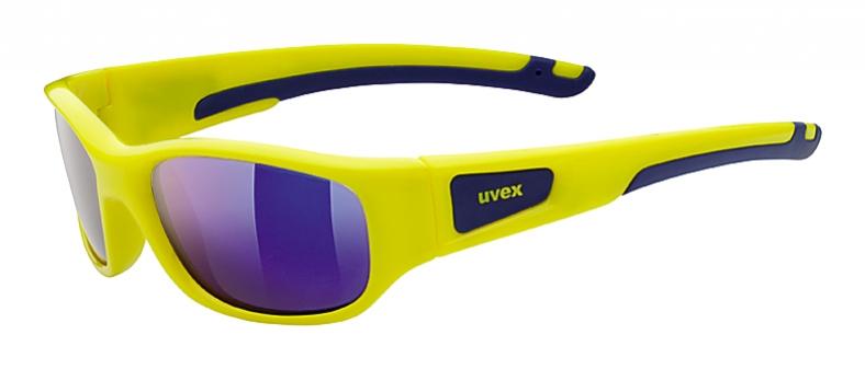 brýle UVEX Sportstyle 506 žluté