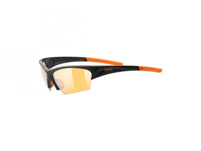 brýle UVEX Sunsation černo/oranžové