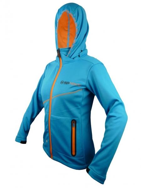 Bunda dámská HAVEN THERMOTEC modro/oranžová
