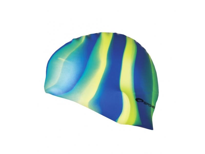 čepice plavecká Spokey ABSTRACT silikon