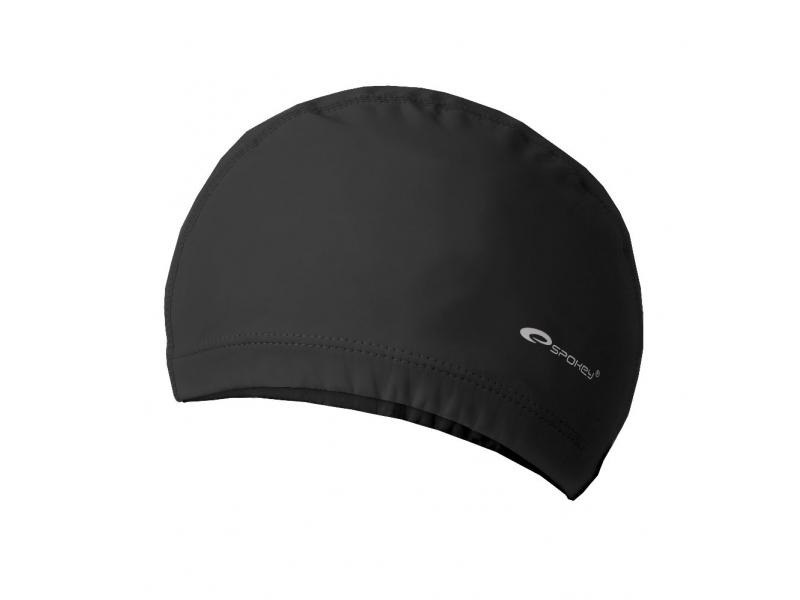 čepice plavecká Spokey TORPEDO černá