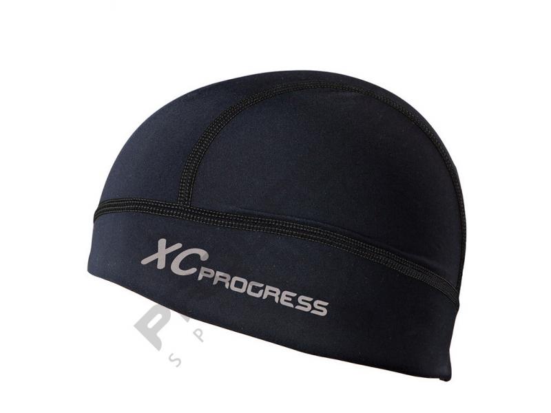 čepice Progress XC CEP zateplená černá