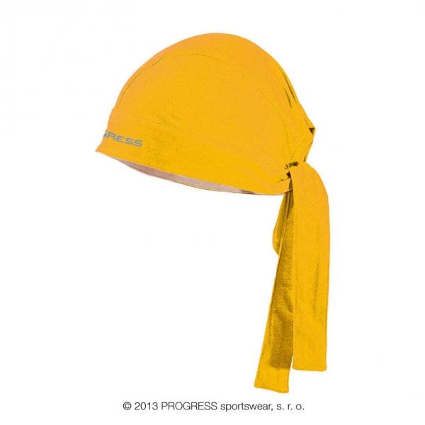 čepice Progress D CEZ zavazovací oranžová