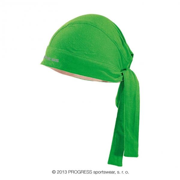čepice Progress D CEZ zavazovací zelená