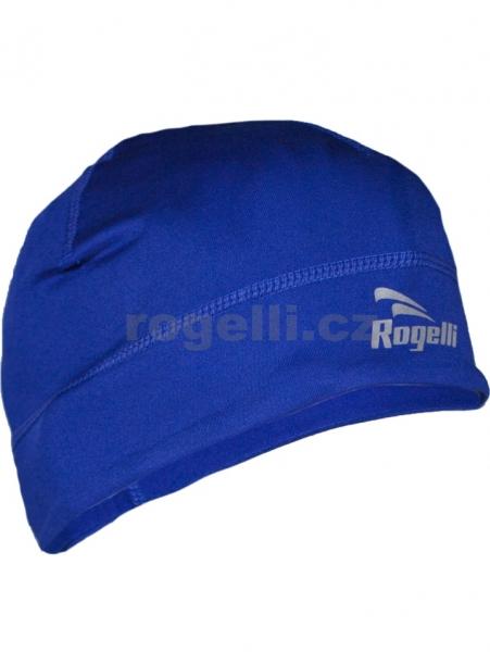 čepice Rogelli LESTER zimní elastická modrá