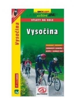 cykloprůvodce Vysočina, výlety na kole