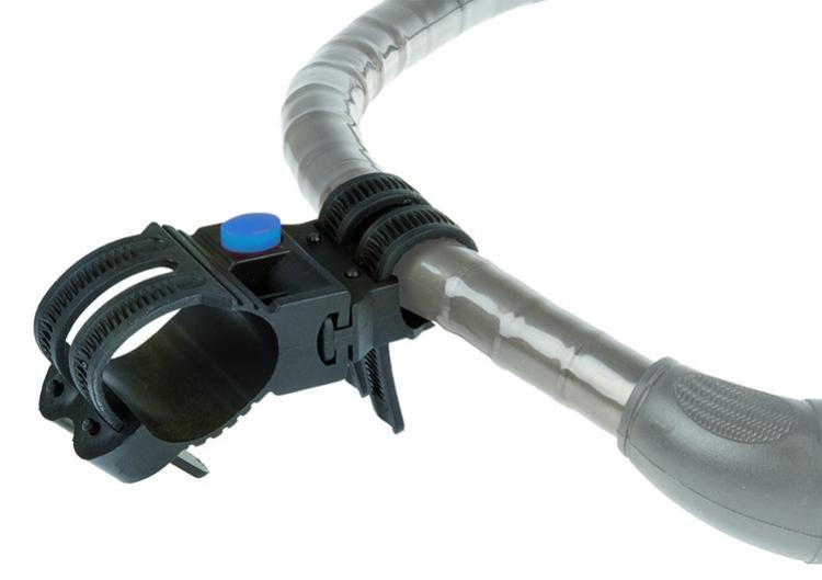 držák světel,zámků,hustilek M-Wave