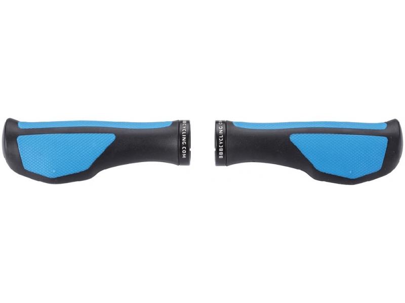 gripy BBB ErgoFix černé/modré