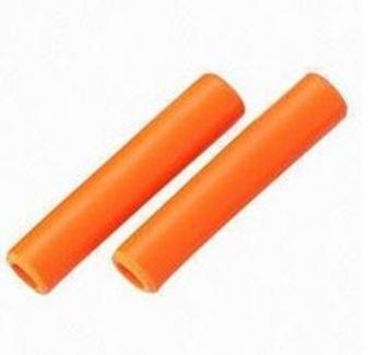 gripy HAVEN Classic oranžové-černá zátka