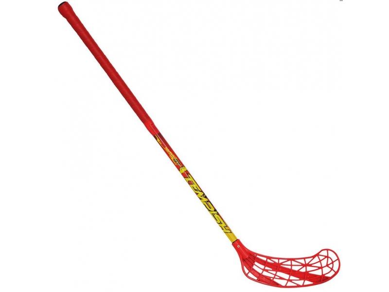 hokejka florbal Tempish FAVORIT Junior 80cm, levá