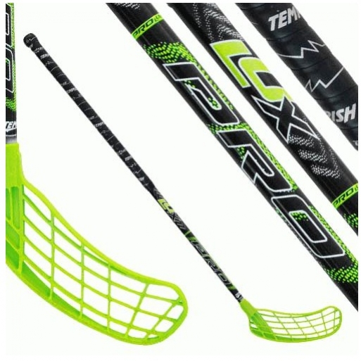 hokejka florbal Tempish PRO-LUX 28 100cm, levá