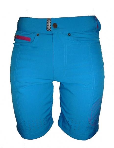 Kalhoty krátké dámské HAVEN AMAZON modré