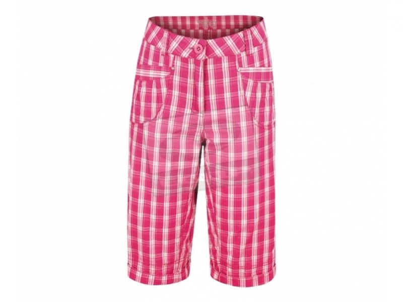 kalhoty 3/4 dámské LOAP JOAQUIN  kostky, 34