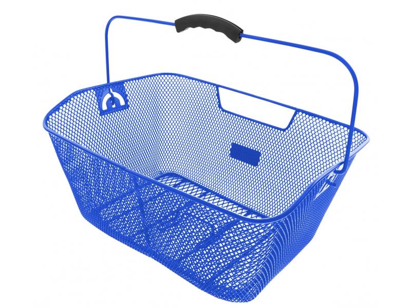 koš M-Wave nosičový modrý