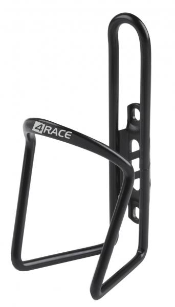 košík 4RACE Al černý