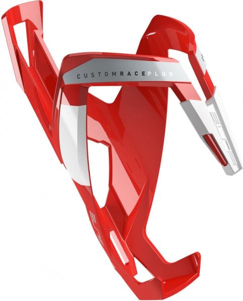košík ELITE Custom Race Plus, červeno-bílý graphic