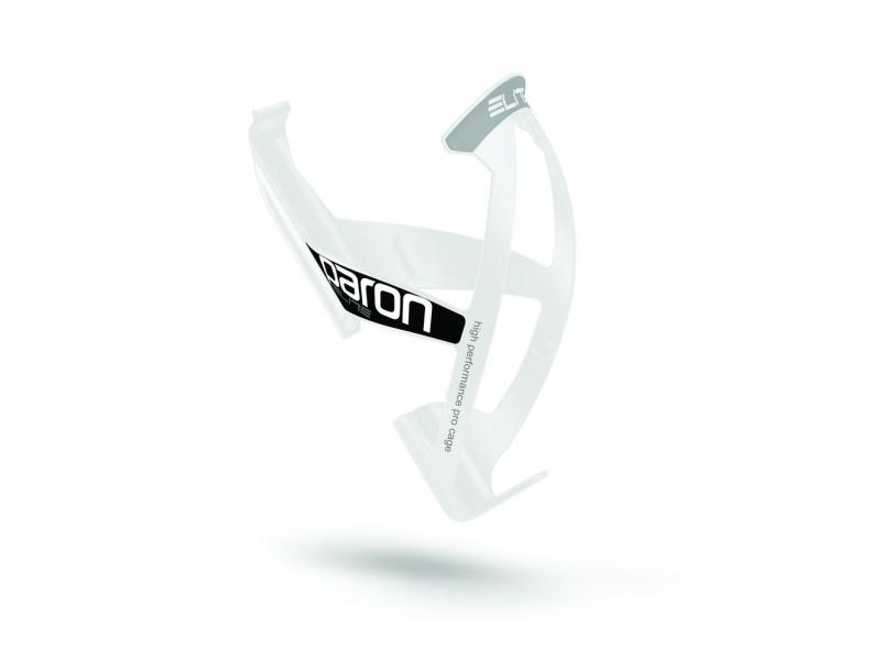 košík ELITE Paron Race bílo-černý