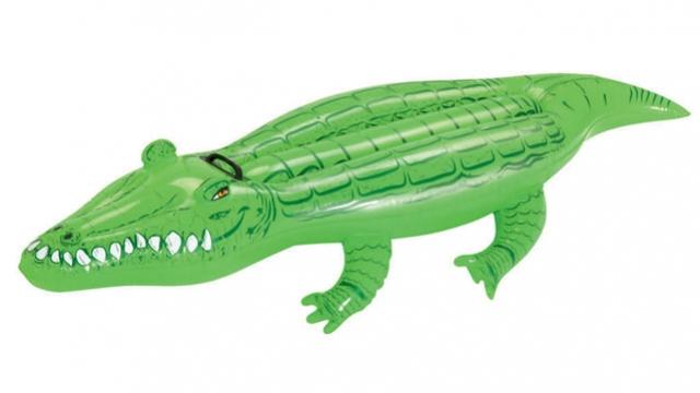 krokodýl nafukovací Bestway  167x89cm